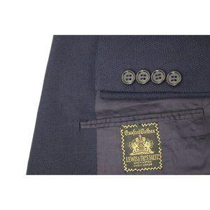 oxxford clothes men's 42 onwentsia sport coat wool